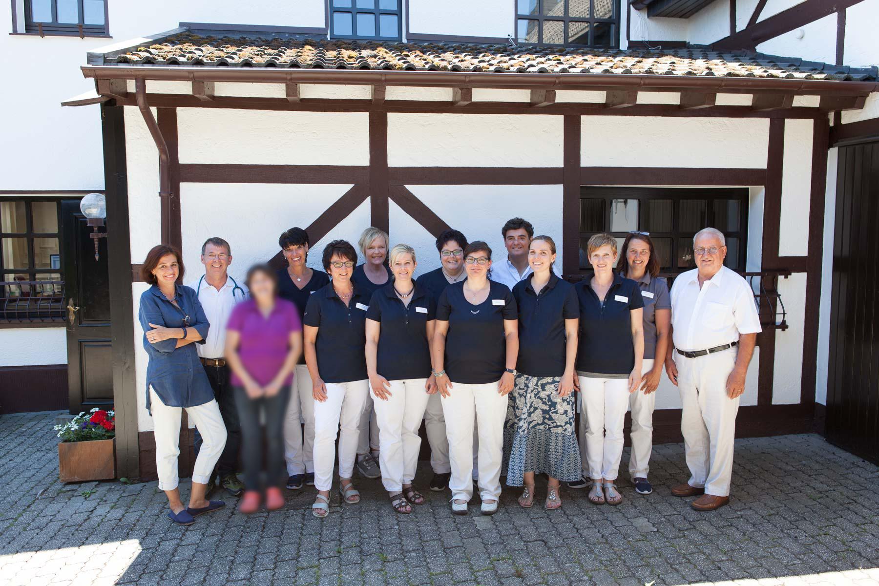 Team der Praxis für Allgemeinmedizin