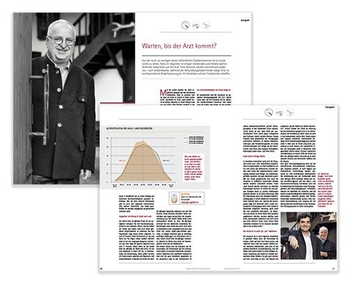 KV Nordrhein Versorgungsreport 2013